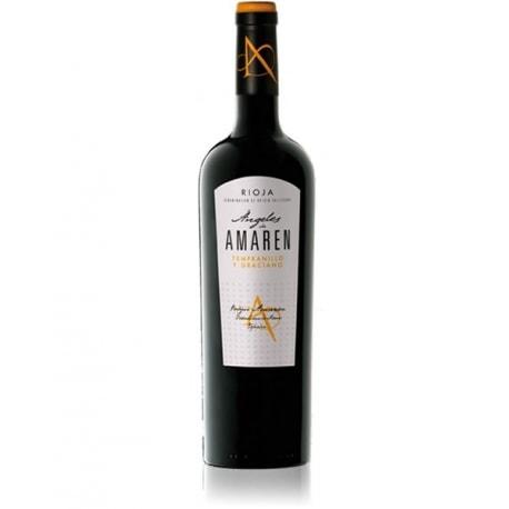 Ángeles de Amarén Vino Tinto - Taberna Asturiana Zapico Toledo