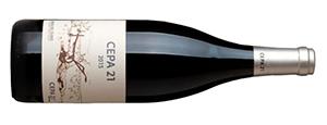 Cepa 21 Vino Tinto Bodega - Taberna Asturiana Zapico Toledo
