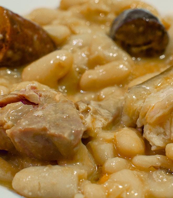 Fabada Asturiana - Taberna Asturiana Zapico