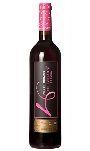 Pago del Vicario Petit Verdot Vino Rosado - Taberna Asturiana Zapico Toledo