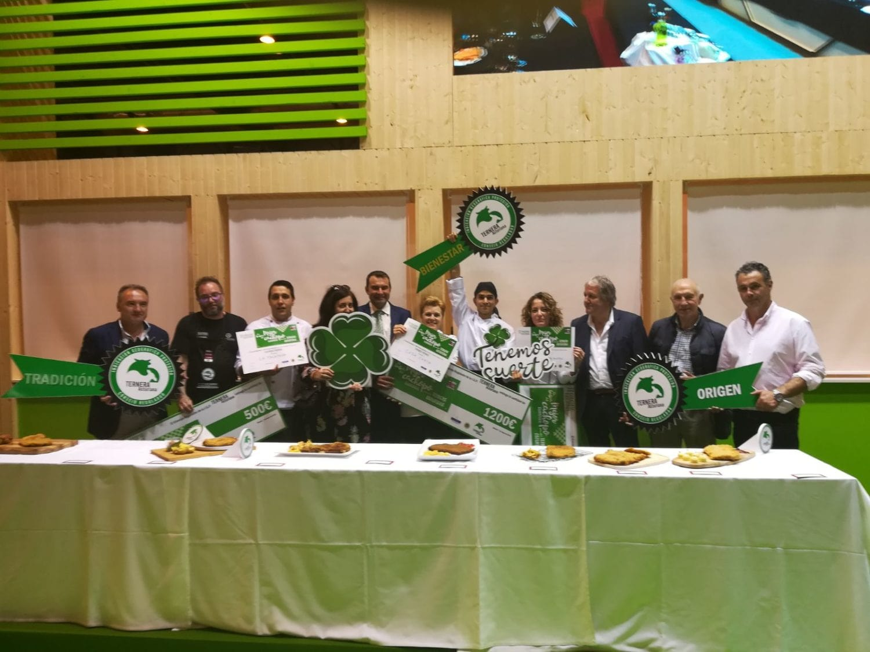 ternera asturiana Concurso Cachopo 2018 - Taberna Asturiana Zapico